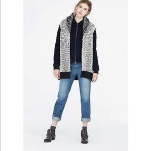 Armani Exchange Chunky Wool Vest